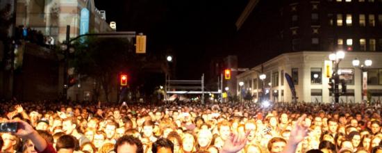 Supercrawl Festival
