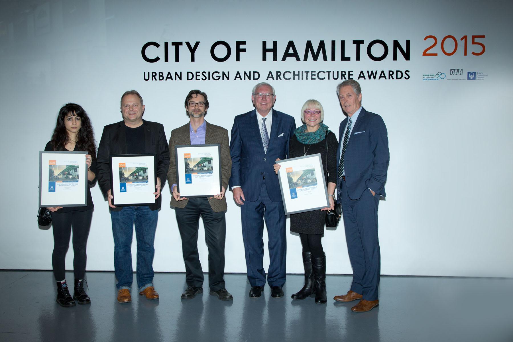 Civicplan wins hamilton urban design and architecture award